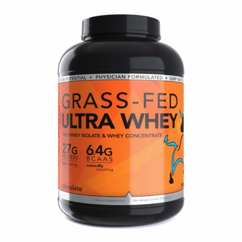 Grass Fed Ultra Whey Protein