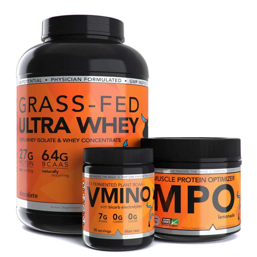 Dioxyme Muscle Growth Stack