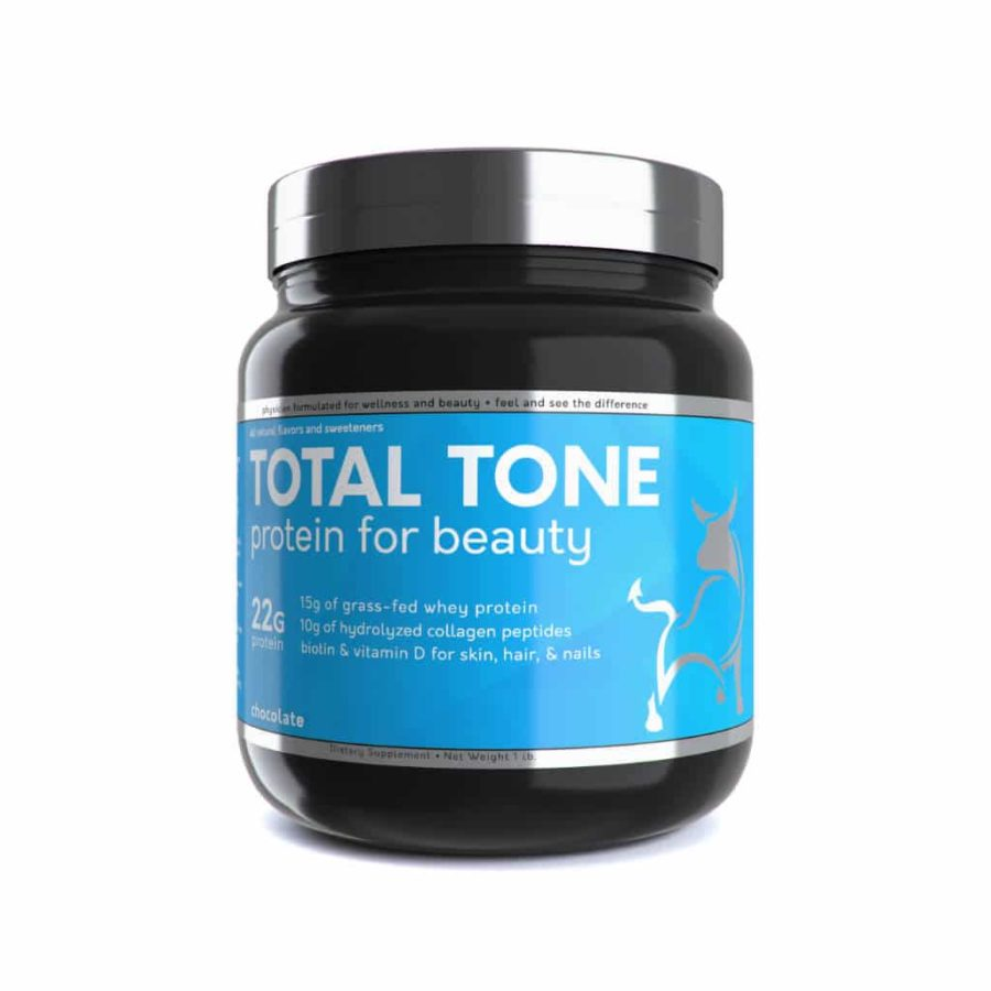 Total Tone Protein for Beauty