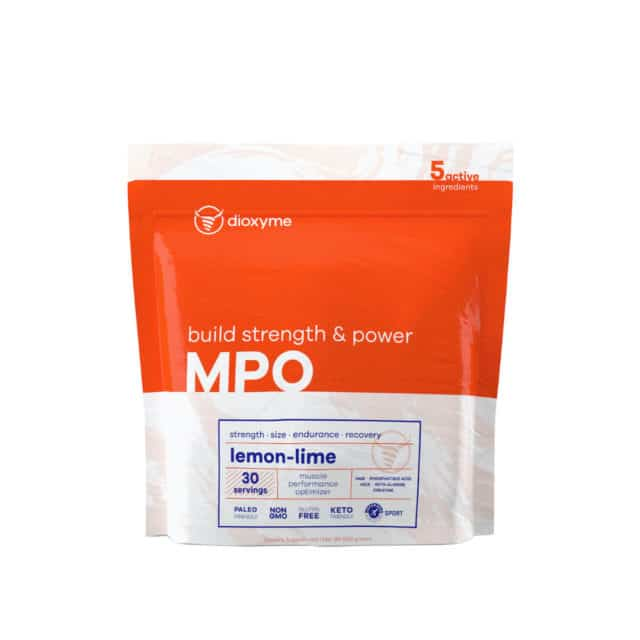MPO Muscle Performance Optimizer